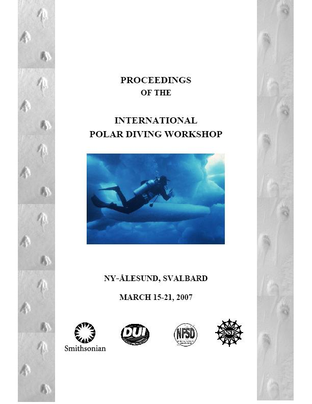 Scientific Diving Program www.si.