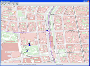 extras DISPATCHER AND AUTOMATIC VEHICLE LOCATION (AVL) The extras Dispatcher represents a complete and convenient solution for command and control dispatch positions.
