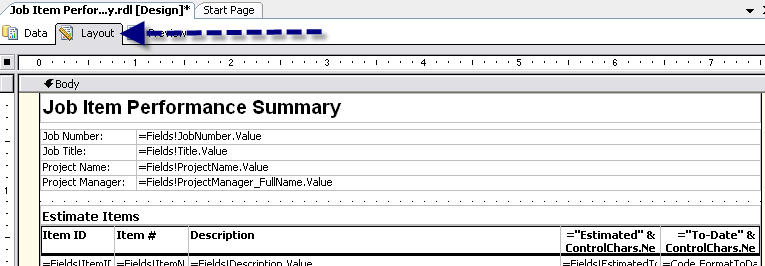 P. Add BusinessUnit_UniqueName and JobStatus_Name to the Field Name and Value text boxes on the