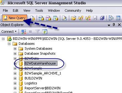 1.3: Simple Queries Using Microsoft SQL Server Management Studio While viewing the contents of a table can be useful, a single table may provide too much information to be useful for most users.