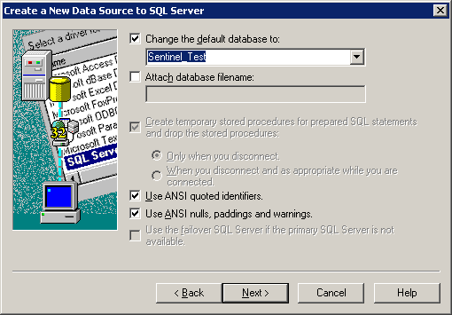 16. This dialog box is used to select how the SQL Server should verify the authenticity of the login ID. 17.