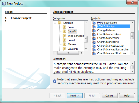 NetBeans JavaFX Support First IDE to provide JavaFX tools Developed in co-operation with