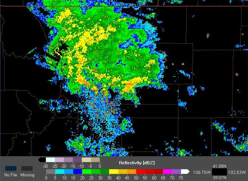 Wednesday, September 11: 10 PM - Midnight, flash flooding became more widespread, with several