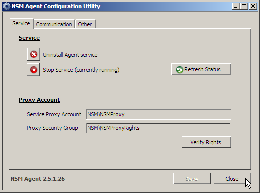 Novell Storage Manager for Active Directory 2.5.2 Installation Guide 17.