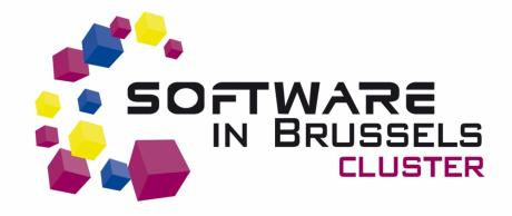 The cluster gathers close to 100 high-growth potential software companies, research institutions, incubators and support organizations dedicated to the Brussels software industry.