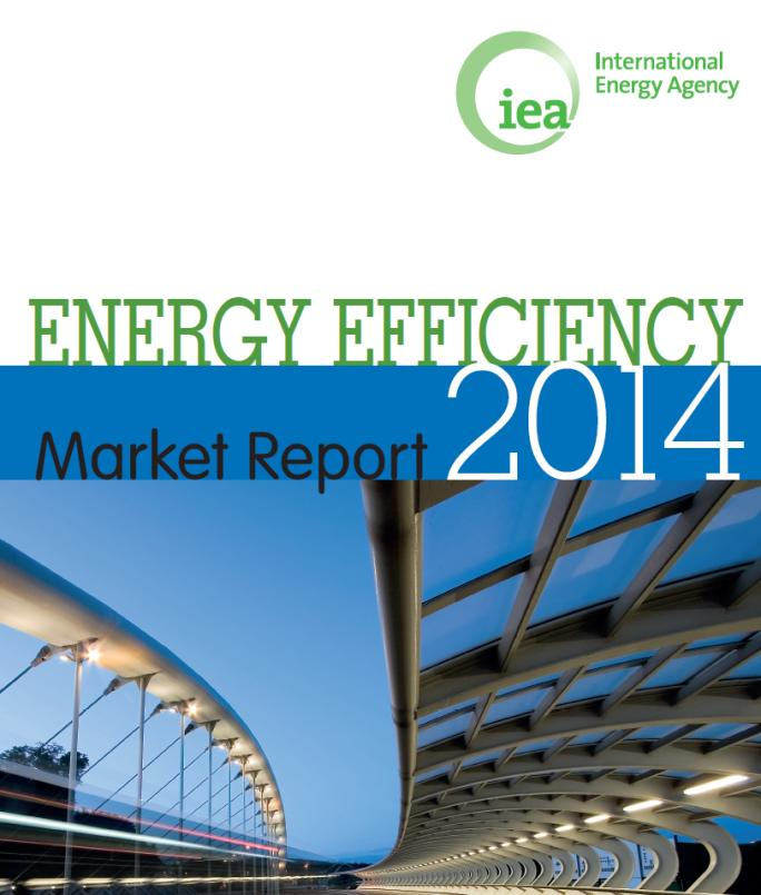2014 Highlights Energy efficiency market estimated value to be between USD 310 billion and USD 360 billion lo lower fossil fuel price risk wer fossil fuel Energy price efficiency risk is still the