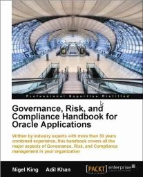 Proven Expertise FulcrumWay Insight Thought Leadership Co-Authored GRC Book: First book on GRC for Oracle Applications Webcasts GRC Best Practices, Trends and