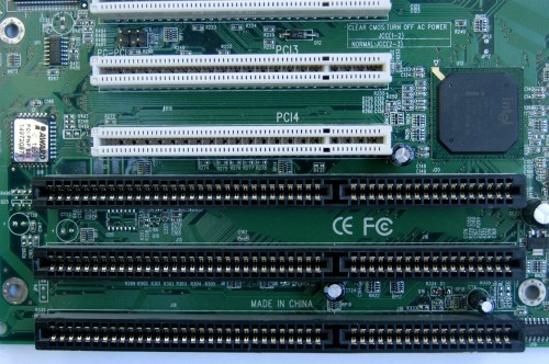 ISA vs PCI Why do we care about details of an obsolete I/O bus?