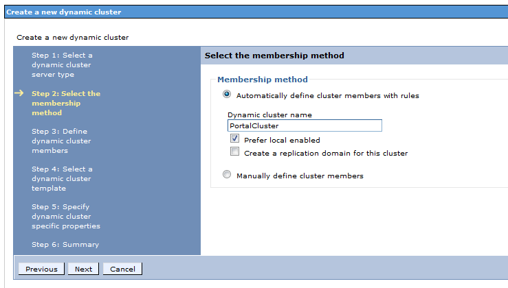22. From the Server Type drop-down menu, select WebSphere Application Server and click Next. 23.