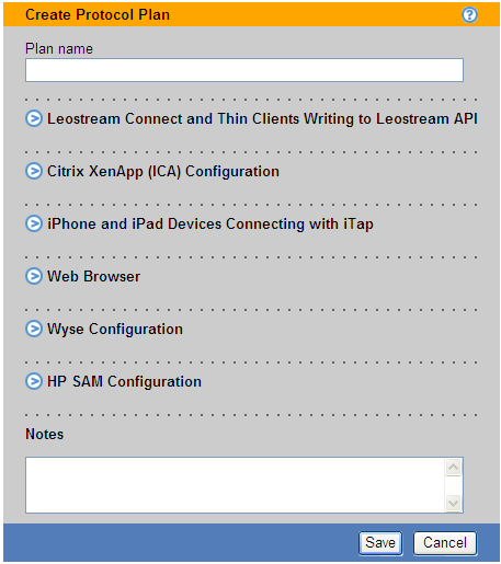 Leostream Connection Broker Administrator s Guide 3. If you need to tailor the user experience based on the location of the user s client, configure the location-based plans.
