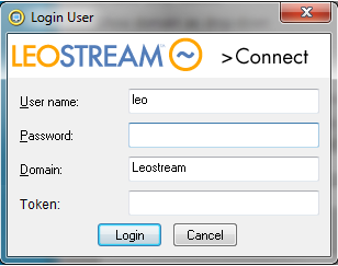 Leostream Connection Broker Administrator s Guide Users who are defined locally in the Connection Broker never require a RADIUS token.