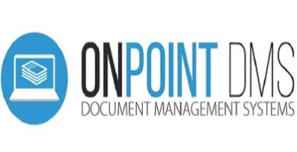 THINGS YOU NEED IN DOCUMENT MANAGEMENT SOFTWARE Presented By: With over 15 years experience with document management solutions OnPoint DMS and Cabinet Paperless are pleased to offer you some insight