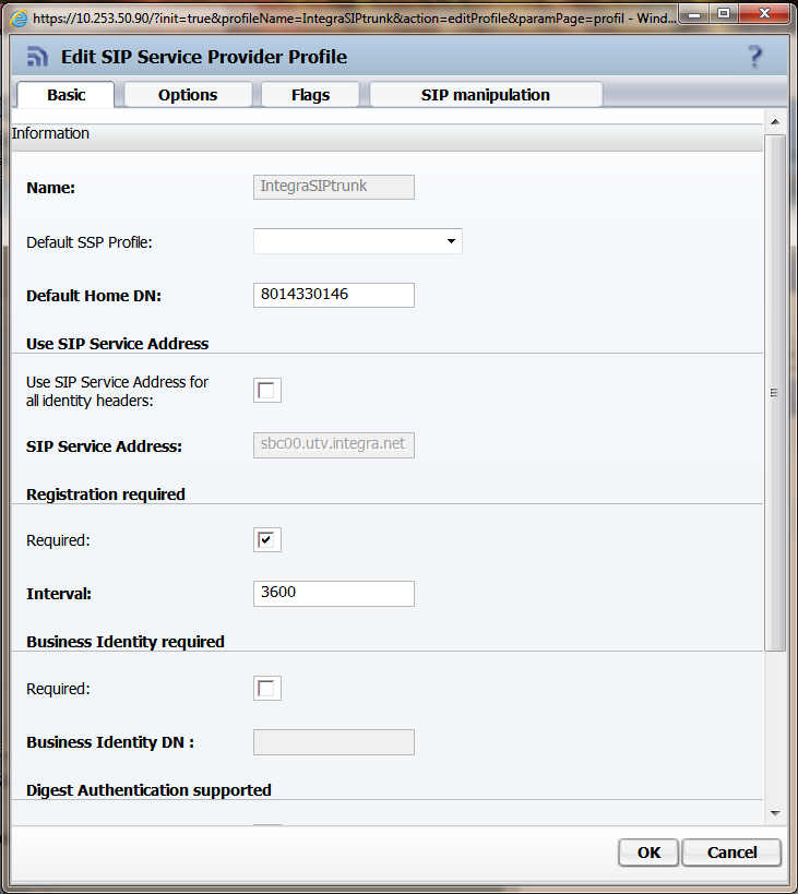 6.4.2 Creating a Remote Endpoint (of type