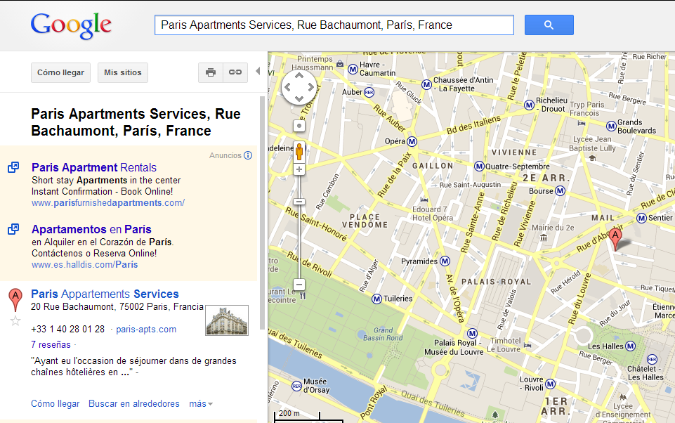 Off page Insertion into Google Places Check for listed pages in Google Check for the page rank,