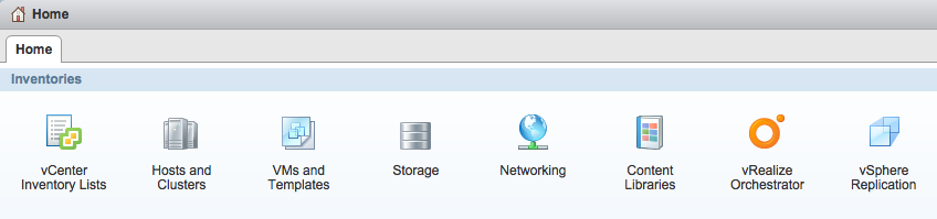 vsphere Replication Appliance Includes Encryption components Register per vcenter Manage in the