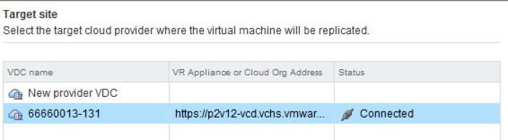 Configure Virtual Machine