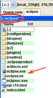 Appendix. Install Eclipse IDE Eclipse is a multi-language software development platform comprising an IDE and a plug-in system to extend it.