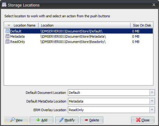 Employing a Test Environment Upgrading to Document Manager 2.7 2.
