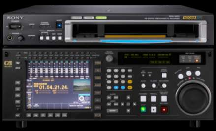 Introducing SRW-5800/2 New feature set includes: MXF