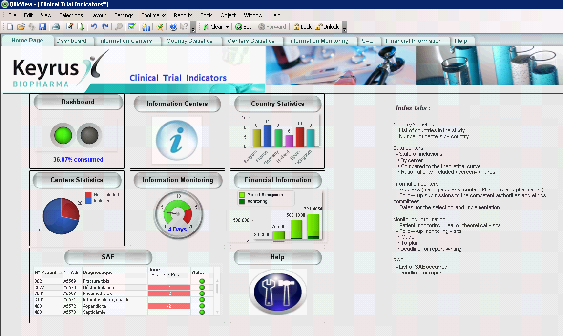 Project management dashboard and metrics with qlikview pdf for Qlikview table design