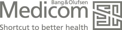 OTHER NON-CORE B2B ACTIVITIES Divestment of minority stake in Medicom Bang & Olufsen has signed an agreement to divest the minority stake (35 per cent) in Medicom to Maj Invest As a result of the