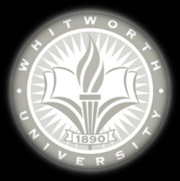 Whitworth University Financial aid Reference Guide As of 1/21/2014 Financial Aid staff....2 Understanding Financial Aid..3 Types of financial aid.....4-8 Cost and payment information......8 Disbursement.
