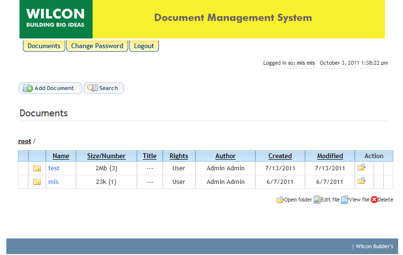 SYSTEM MANUAL: This manual is designed to provide users with better understanding about system procedures.