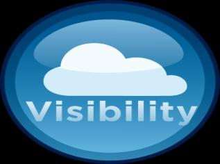 Clouds Are Cloudy Requirements Services As visibility is lost Where is the