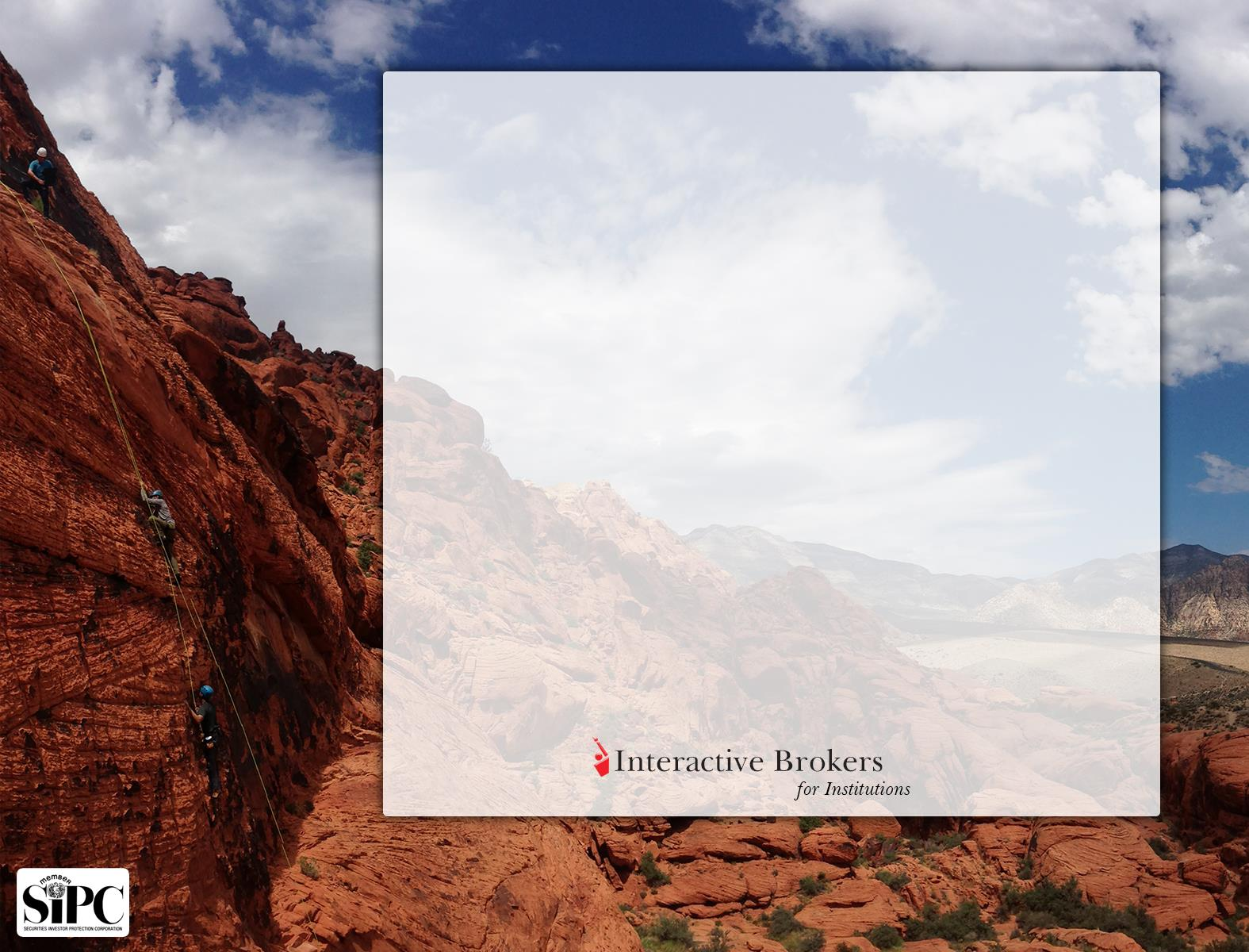 Interactive Brokers presents Why Become an Independent Advisor