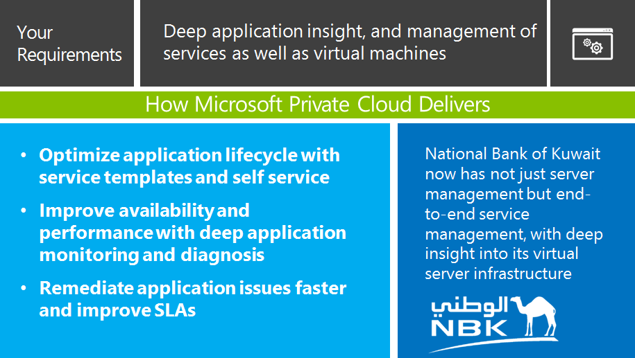 Our approach is focused on delivering the benefits of scale to you through unlimited virtualization rights and significantly simplified licensing for Windows Server 2012 and System Center 2012.