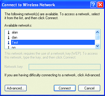 Troubleshooting 2. The wireless client cannot access the Internet in the Infrastructure mode. Make sure the wireless client is associated and joined with the correct Access Point.