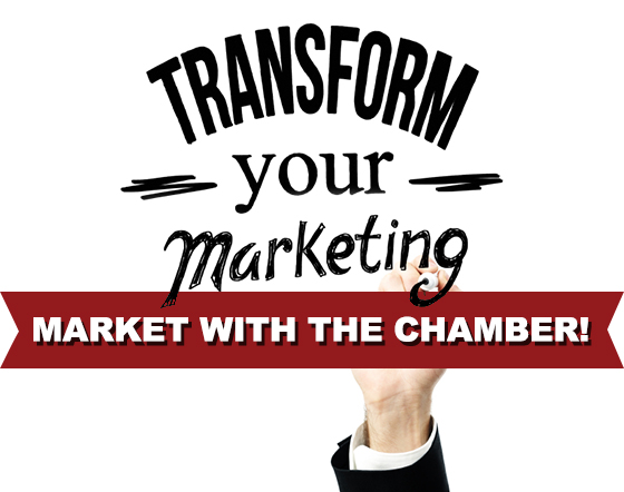 The Chamber s marketing and advertising opportunities are tailored for business-to-business needs and provide our members with a variety of affordable marketing vehicles.