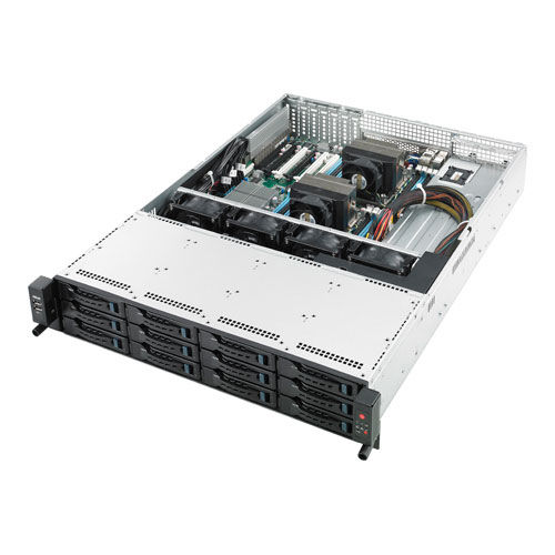High Performance 2U Storage Server Based on the Intel Socket R E5-2600 processor platform, the ASUS RS720-E7/RS12 server offers customers an extensive feature set: mass storage.