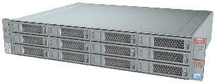 ORACLE EXADATA STORAGE SERVER X2-2 KEY FEATURES AND BENEFITS FEATURES 12 x 3.