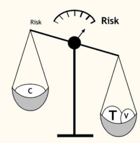 Balancing Risk Capacity vs. Threats and Vulnerabilities Explanation: But.