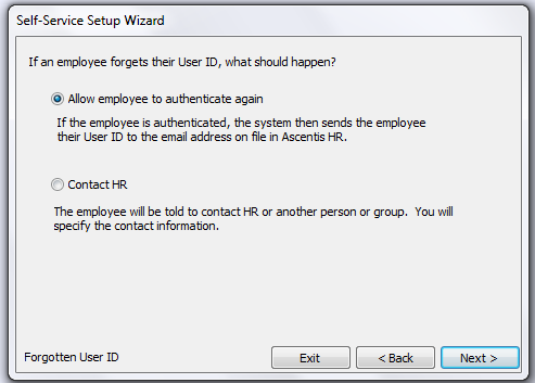 If an employee makes an error in their authentication do you want to disable their access?