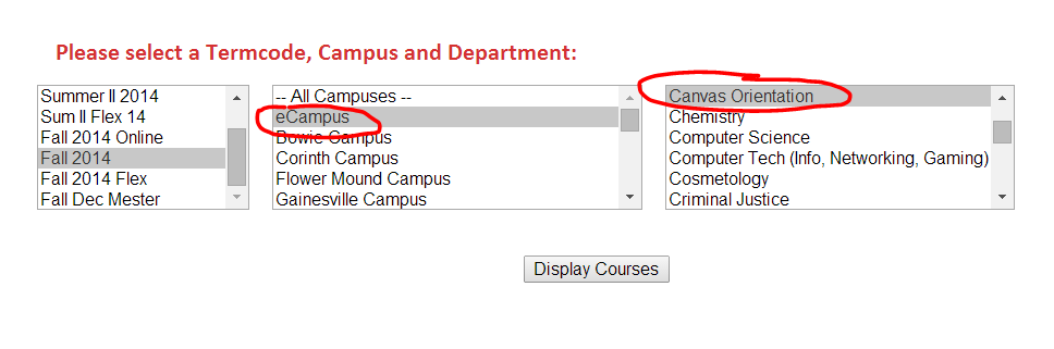 the program doesn t allow me to add an Online class?