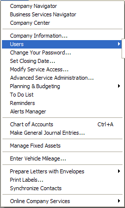 Easily Setup and Maintain User Access