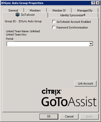 3. Click on the GoToAssist tab 4.
