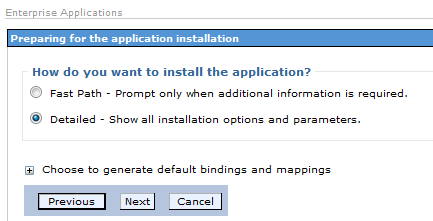 Part 2 - Install an Application to the Server In this section you will install an application to the server.