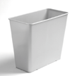 «Practico» plastic waste bins (custom variable size) Practico is a recycling center which you can compose based on your measurements and your needs You simply choose a framework to insert according