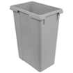 Automatic door opener for 348/3634/375/370 waste bins series Easily opens the door using just your foot Installs in the kick panel of the cabinet under the waste bin Finish: Black FINISH NO.