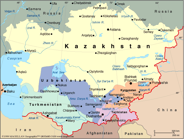 About Kazakhstan The interests of Kazakhstan are aimed at integration into the world community and strengthening the global dialogue, thus creating the platform for cooperation between Europe and
