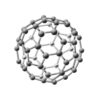 C. Carbon atoms SHARE ELECTRONS with other carbon atoms, forming COVALENT CHAINS, RINGS, and NETWORKS; Chains of carbon atoms can be open or closed, or even form three-dimensional networks. D.