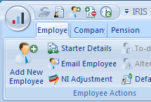 Getting Started Tutorial Creating an Employee The Getting Started Tutorials are designed to guide you through common payroll tasks using step by step instructions.