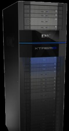XtremIO All-Flash Scale-Out Arrays 10 TB X-BRICKS 20 TB X-BRICKS 10-40 TB Per Cluster Physical Capacity 20-80 TB Per Cluster