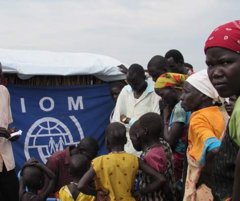 CAMP COORDINATION AND CAMP MANAGEMENT (CCCM) As part of the global cluster system, the CCCM Cluster facilitates the delivery of life-saving services to IDPs in displacement sites throughout South