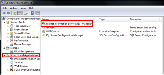 6. If you are installing IIS after NVR is already installed, please also perform Default Website setup.