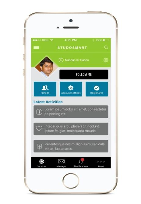 4.2 StudoSmart Unmatched tool for Student Tracking and School Management STUDOSMART is an effective communication application that will help educational institutes in attaining their objective of