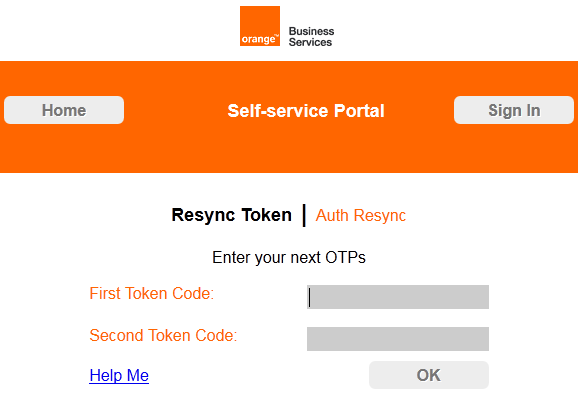 Self-Service Portal for MobilePASS accessing the Self-Service Portal Web site Open the Self-enrollment email notification you previously received, click the Self-Service Portal Web site link